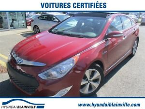 2012 Hyundai Sonata Hybrid Premium LIMITED NAVIGATION,CUIR BEIGE