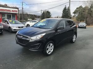 2015 Hyundai Tucson GL AWD - New tires, MVI)