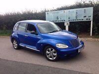 Something different sir/madam? 53 PT Cruiser 2-0 Limited, Ultimate spec, 1 owner last 10yr £695 p/x