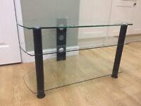 NEXT glass TV Unit