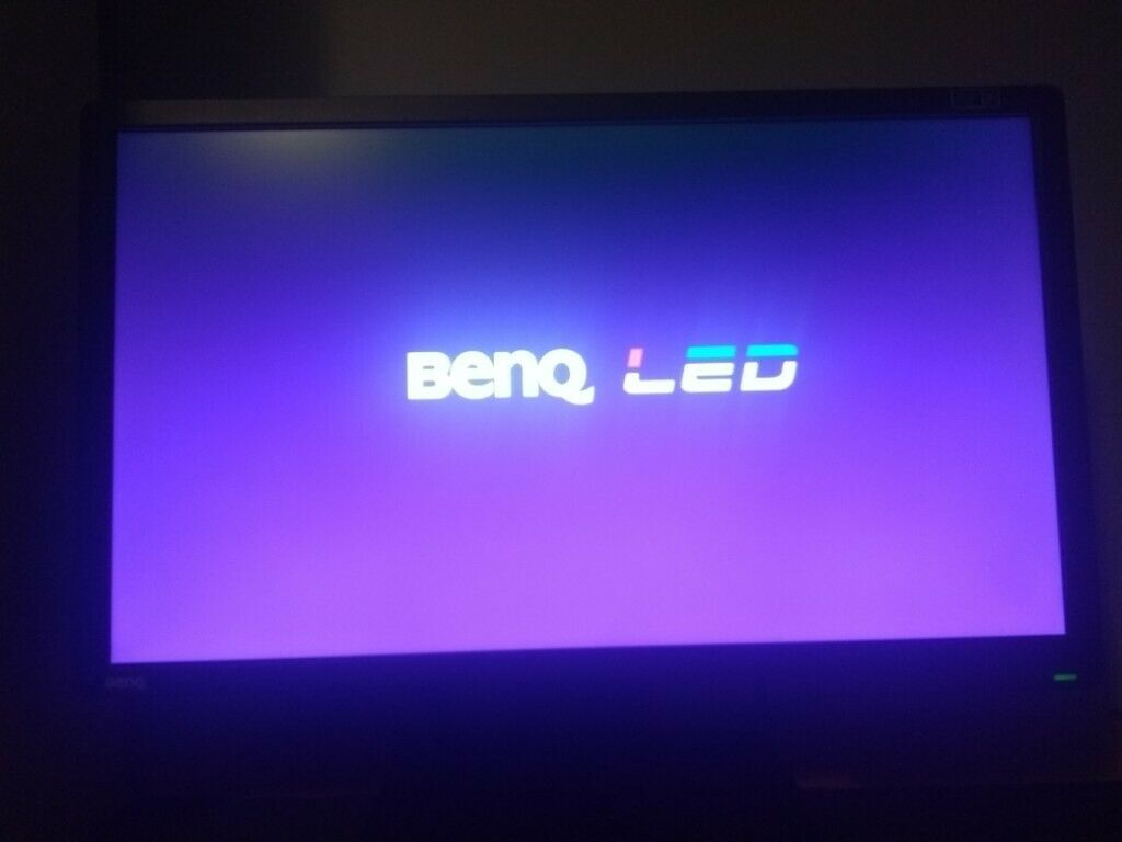BenQ 24 inch 144hz 1080p Monitor (PC / Gaming) | in Larne, County Antrim |  Gumtree