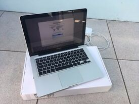 """Macbook Pro 2012, 13"""", SSD fitted, Upgraded Ram"""