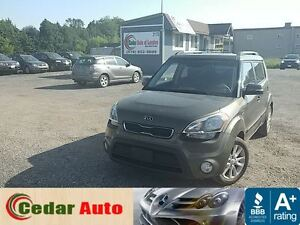 2012 Kia Soul 2u - Heated Seats