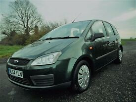 2004 , 04 , FORD C-MAX , LX , 1 .6 PETROL , 5 DOOR- HATCHBACK , only 74000 miles