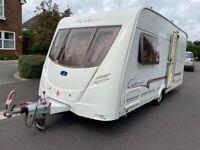 Lunar Clubman 2 Berth Caravan