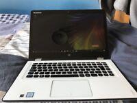 Lenovo Yoga Laptop Intel Core i7 SSD 8GB RAM with Microsoft bluetooth mouse