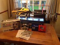 Raptor 50 Titan 3D Helicopter