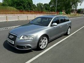 Audi A6 Avant S Line Special Edition MultiTronic 2.0 TFSI