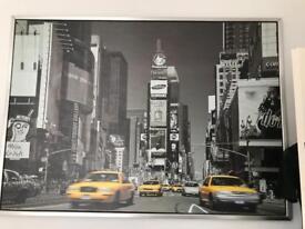 Big New York canvas