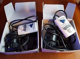pump,skimmers, reactors, wavemakers, RO filters and other equipments for marine aquarium