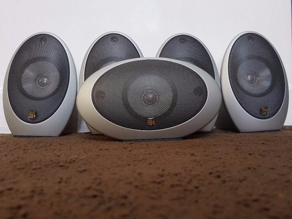 kef kht. kef kht 1005 surround speakers kef kht 5