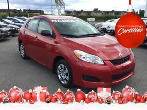 2014 Toyota Matrix 1.8L Gr. Electrique+Air+Bluetooth Automatique
