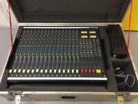 SOUNDCRAFT 200B vintage , fat sound 16 ch Mixer