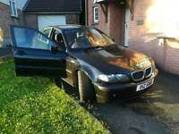 Bmw e46 320d 150hp saloon jump in and drive
