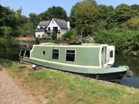 26ft Steel Narrowboat by Clubline, 1990