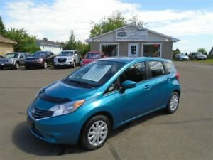 2015 Nissan Versa Note 1.6 SV Auto Air Cruise PW PL ONLY 45,000k
