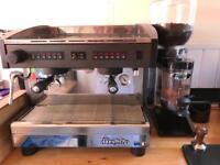 Magister Stilo ES70 Group 2 Compact Commercial Coffee Machine