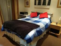 City centre double room available