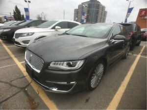 2017 Lincoln MKZ 0% FINANCE OR LEASE, AWD RESERVE!