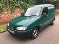 CITROEN BERLINGO 600 LX HDI PANEL VAN 2.0 DRIVES GOOD 07760971405