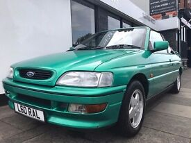 Ford Escort 1.8 Si Cabriolet 2dr POWER ROOF, SPORTS SEATS