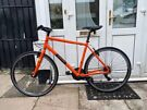 Raleigh adult mountain bike for sale excellent condition