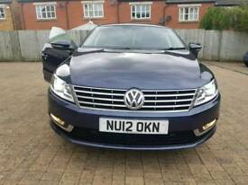 £6000 not negotiable 2012 Vw Passat Gt CC 170ps bluemotion