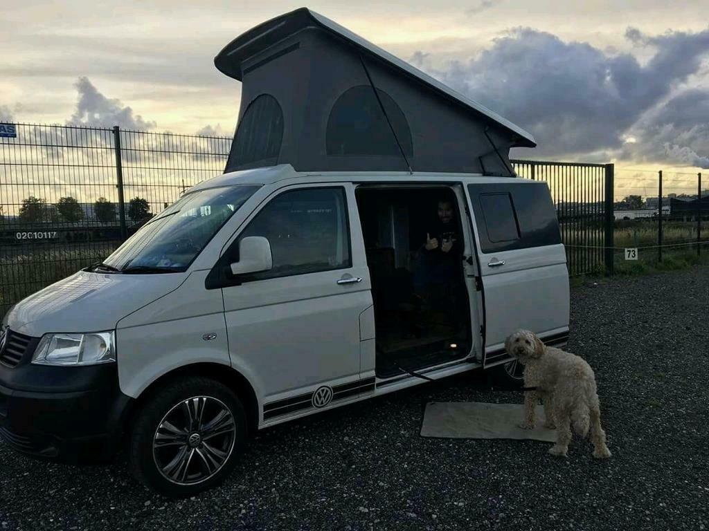 b42a5484cf We are sadly selling our beloved 2009 VW T5 (T28) fully converted campervan