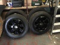 VW Transporter T5 wheels & Tyres