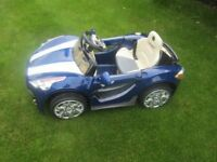 Ride on Sports Car excellent condition