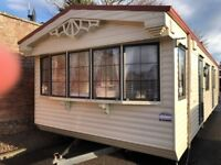 Cheap Willerby static caravan for sale with full gas central heating