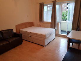 Lage Double Room at Brixton Hill