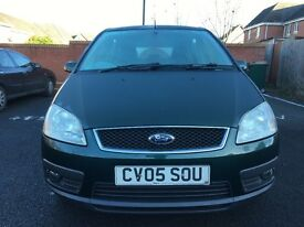Ford Focus C-Max, 12 Months MOT, Full Service History , Low Mileage. HPI Clear