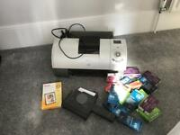 Canon i905D colour photo printer