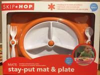Plate Skip Hop