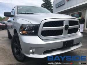 2018 Ram 1500 Express Blackout | 4x4 | BLUETOOTH