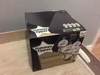 *NEW* 4x Feeding Bottles, 260ml - Tommee Tippee