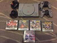Audiophile ps1 With crash games and more