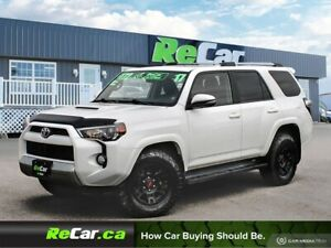2017 Toyota 4Runner TRD | 4X4 | LEATHER | SUNROOF