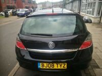 Vauxhall Astra Breeze 2008 with 12 months Mot