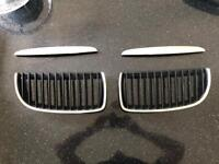 BMW 3 series 2005 to 2008 genuine grill