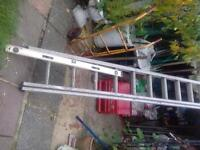 Ladders extension 15 rung (2)