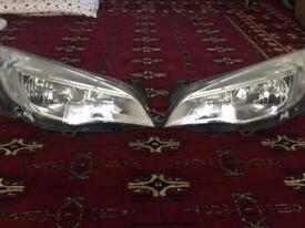 Vauxhall Astra 2 headlights for sale!