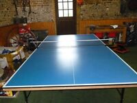 Cornilleau 220 Indoor Table Tennis Table