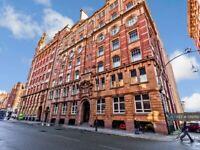 Studio flat in Lancaster House, Manchester, M1 (#589562)
