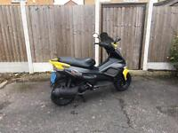 Gilera runner vxr 200 reg as 125