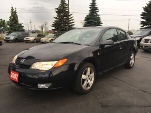 2007 Saturn ION 3 Uplevel power moonroof! A/C