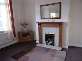 Spacious two bedroomed house Willington with £100 discount.