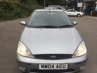 good condition ford focus with long MOT