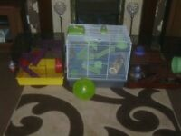 HAMSTER CAGE CAGES £10